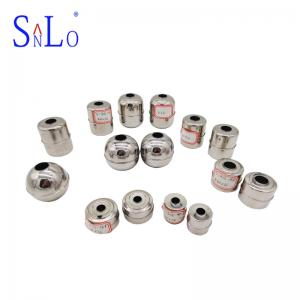 China Customer High Quality Float Ball,316L Steel Float 35*25 For Level Switch on sale