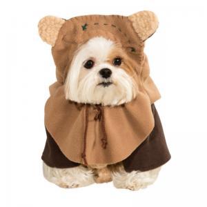 China Pet Ewok Dog Costume / Custom Dog Hoodies 100% Polyester , X-Large on sale