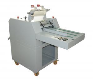China Pneumatic One Sided Laminator Film Lamination Machine With Separator SH-380 on sale