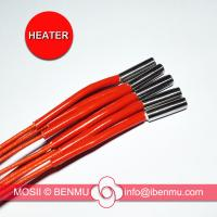 6*20mm 24V 40W Top quality 3D printer high-density Cartridge Heater PTC Heating Tube with 1 meter cable