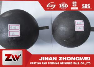 China High hardness Mineral Processing Grinding Steel Ball for Gold and Copper Mining on sale