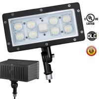 LED Security Floodlight 5000K Outdoor LED Flood Light Cool White Photocell 70 Watt
