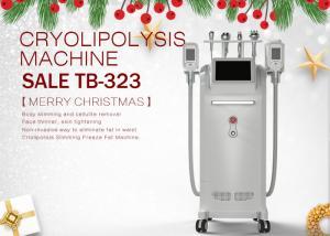 China 1800W Cryolipolysis Fat Freezing Cavitation Body Cellulite Reduction Equipment on sale