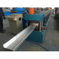 Chain Drive Steel Plate Roll Stand Type Z Purlin Roll Forming Machine