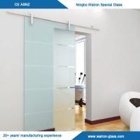 Stainless Steel Frameless Sliding Glass Door System
