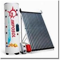 Solar Water Heating System (LUXURY SERIES)