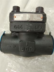 China Forged Steel Swing Check Valve 1 800LB on sale