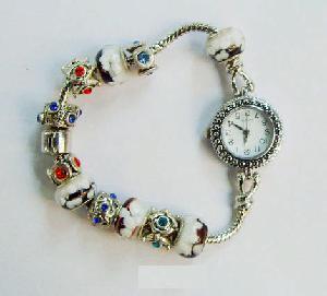 China Charm Bracelet With Watch on sale