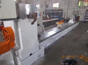 China Stainless Steel Welded Wire Mesh Machine Three Sets Servo Motor 0.02mm Tolerance on sale