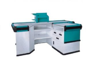 China Multi - Functional Grocery Store Cash Register Table Counter Metal Metal Countertops on sale