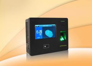 Quality Системная поддержка WiFi посещаемости времени фингерпринта экрана касания 4,3 дю for sale
