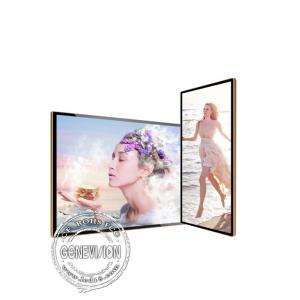 China Indoor Ultra Thin Wall Mount LCD Screen 1920*1080 FHD 32 Inch High Contrast on sale