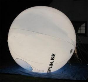 China 16 Kinds Color Changing Large Helium Balloon With Brand, Advertising Inflatables on sale
