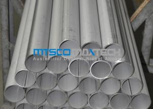 Quality 100% PMI Test ASTM A249 / ASME SA249 Stainless Steel Tube For Fuild / Oil for sale