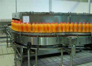 China Turn - Key Bottled Fresh Apple Banana Fruit Processing Line 250ml - 1000ml Volume on sale
