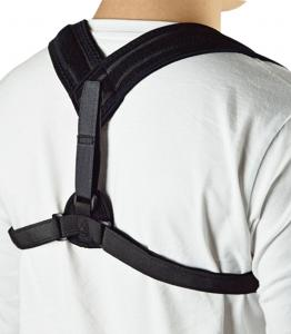China BS-08 Upper back support belt   Health Medical simple high quality back support belt Pain Relief on sale