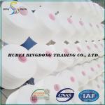 el blanco crudo hecho girar teñido 100 de alta resistencia de los hilados de polyester de 20s 30s 40s 50s 60s platten teñido