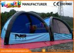Fire Retardant PVC Air Sealed Inflatable Dome Tent For Party / Event