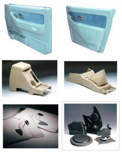 China Interior Decorative Plastic Parts on sale