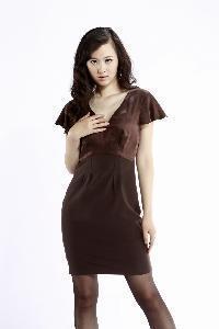 China Ladies Dress - 7 on sale