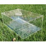 China China manufacturer clear Acrylic shoe box supplier wholesale