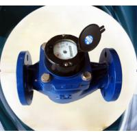 Removable Element Woltman Water Meter for Cold / Hot Water Vertical Type
