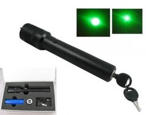 China Focusing 532nm Green High Power Laser Pointer Torch on sale