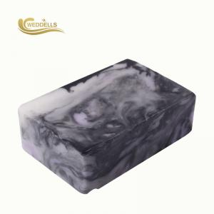 China Bamboo Charcoal Natural Body Soap Bar Fragrance Peppermint Fresh Scent on sale