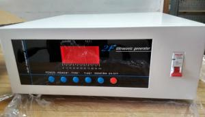 China Double Frequency Digital Ultrasonic Generator 300w - 3000w Ultrasonic Power Generator on sale
