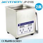 líquido de limpeza ultrassônico 60W de 2L Digitas para o FCC do dispositivo da limpeza ultrassônica da joia