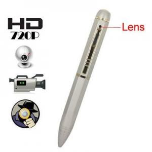 China spy camera pen 720 x 480 Mini Spy Camera Pen Video Audio Recorder  micro camera pen on sale