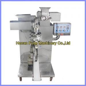 China pumpkin cake making machine, pumpkin pie machine,tang yuan machine supplier