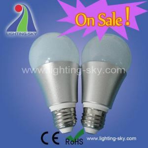 China New 5w 9 Leds 5630 SMD LED Bulb E27 Base on sale