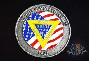 The United States Flag Challenge Coins , Modern Commemorative Coins