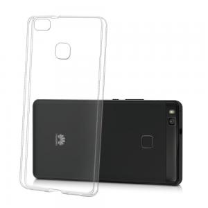 China Hot Back Protective Cover TPU Crystal Slim Clear Phone Case for HUAWEI P9 lite (2017) on sale