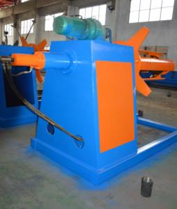 China High Precision Light Color Steel Roof Panel Roll Forming Machine with 20 Stations on sale