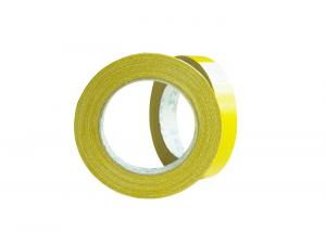 China Self Adhesive Double Sided Carpet Tape For Exhibition Carpet laying on sale