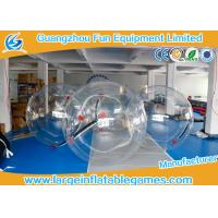 China 1.8m Dia Inflatable Walk On Water Ball / Inflatable Human Hamster Ball on sale