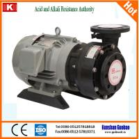 KG   Acid and Alkali Resistant Chemical pump