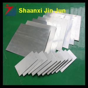 China titanium plates flat iron on sale