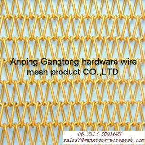 China Metal Vertical Blind, Metal mesh curtains on sale