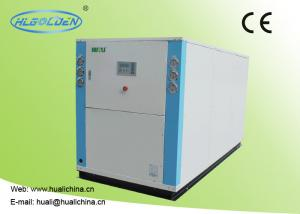 Quality Scroll Compressor Water Cooled Open Type Commercial Air Conditioner Chiller, for sale