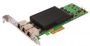 China Broadcom BCM5751 Gigabit desktop PCI Express Lan Card on sale