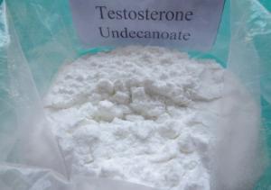 China High Purity  Raw Testosterone Powder 98% Testosterone Undecanoate Powder CAS 5949-44-0 on sale