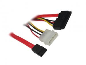 China sata22Pin to 4 Pin/7p sata cable,SATA Power cable from chinese manufacturer on sale