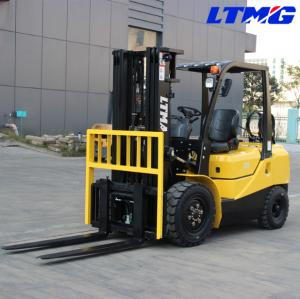 China LTMG 3 ton mini dual fuel lpg gasoline propane forklift with side shift on sale
