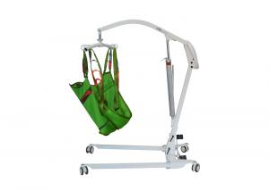 China Manual Hydraulic Patient Lift Sling Devices Home Nursing Equipment For Handicapped on sale