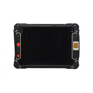 China 8 Inch Touch Screen Rugged Android Tablet Biometric Fingerprint Scanner on sale