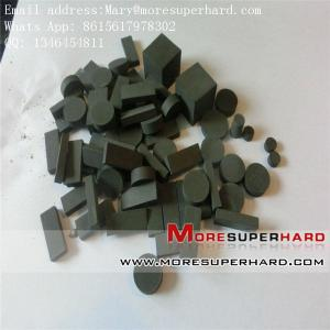 China TSP drill bits inserts for core drill bit, geological and oil exploiting Mary@moresuperhar on sale