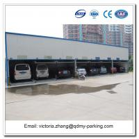 Lift and Slide Puzzle PCL Control Vertical Rotary Parking System
